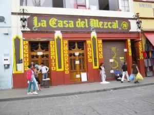 LaCasaDelMezcalOaxaca