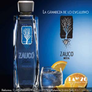 Zauco Mezcal